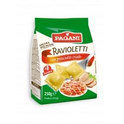 Ravioletti con prosciutto...