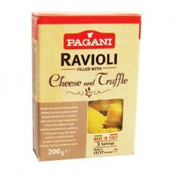 Calamita Ravioli al tartufo